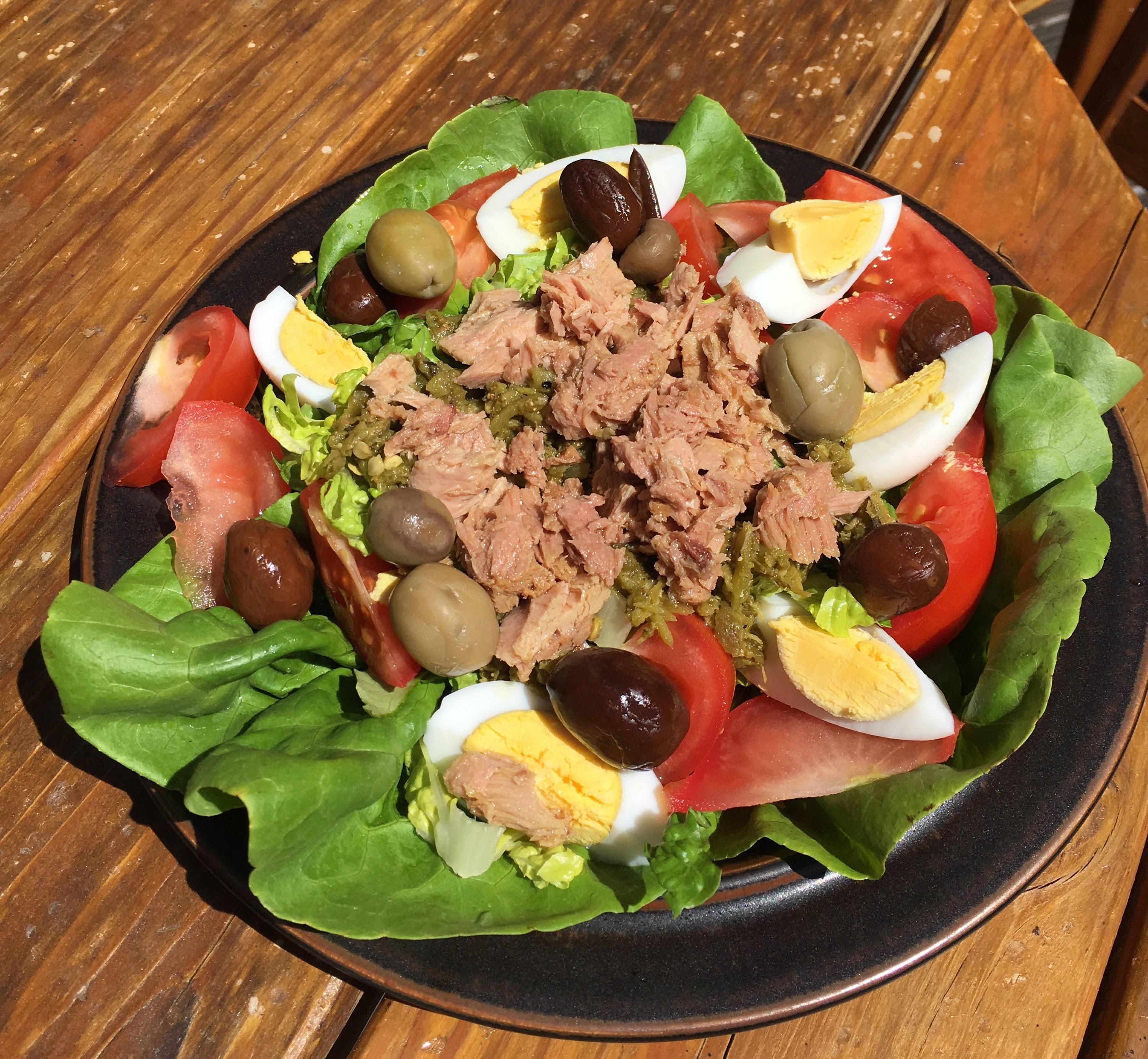 salata mischouia
